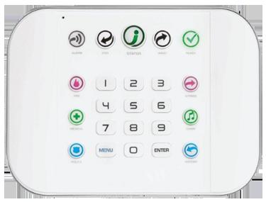 zerowire keypad