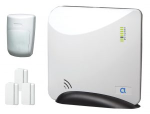DIY Essentials Home Security Package