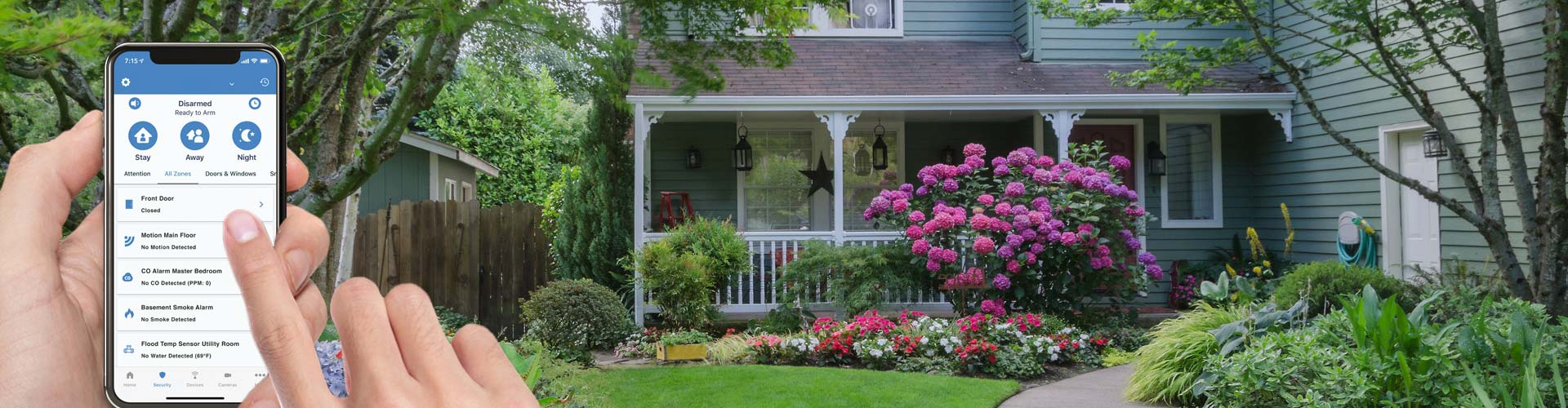 DIY Home Security System Packages