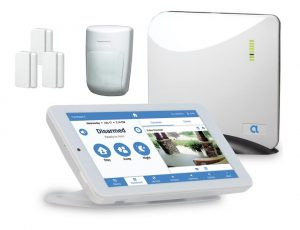 DIY Smart Touch Home Security Package